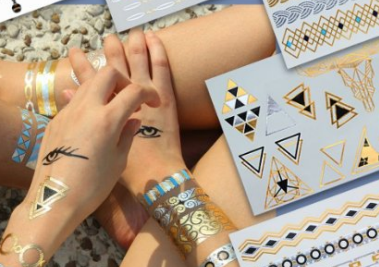 Gold_tattoo_set